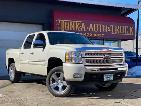2012 Chevrolet Silverado 1500 for sale at Tonka Auto & Truck in Mound MN