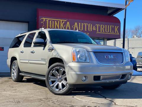 2008 GMC Yukon XL for sale at Tonka Auto & Truck in Mound MN