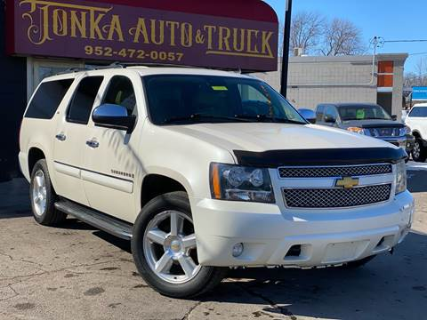 2008 Chevrolet Suburban for sale at Tonka Auto & Truck in Mound MN