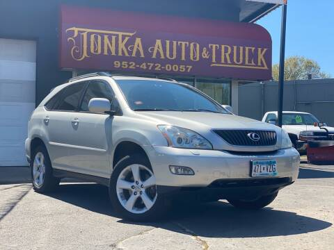 2007 Lexus RX 350 for sale at Tonka Auto & Truck in Mound MN