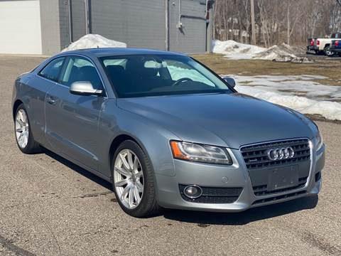 2011 Audi A5 for sale at Tonka Auto & Truck in Mound MN