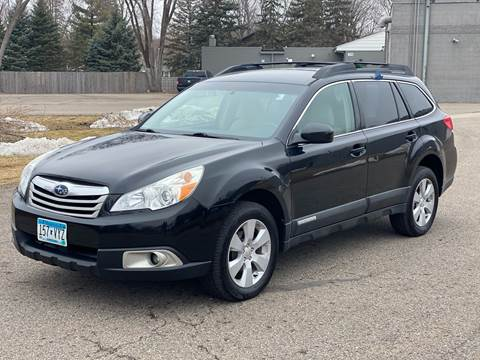 2010 Subaru Outback for sale at Tonka Auto & Truck in Mound MN