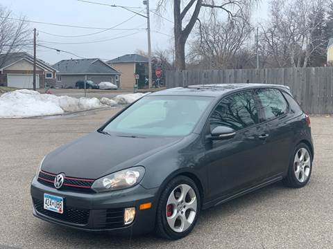 2010 Volkswagen GTI for sale at Tonka Auto & Truck in Mound MN