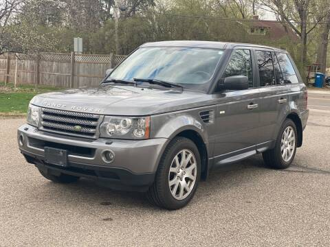 2009 Land Rover Range Rover Sport for sale at Tonka Auto & Truck in Mound MN