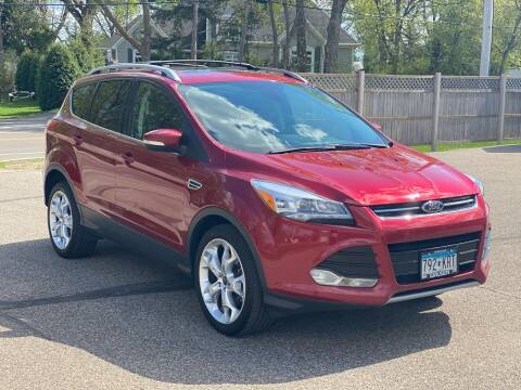 2013 Ford Escape for sale at Tonka Auto & Truck in Mound MN