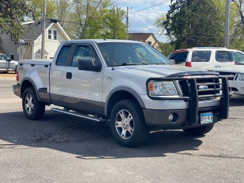 2007 Ford F-150 for sale at Tonka Auto & Truck in Mound MN
