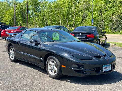 1999 Pontiac Firebird for sale at Tonka Auto & Truck in Mound MN