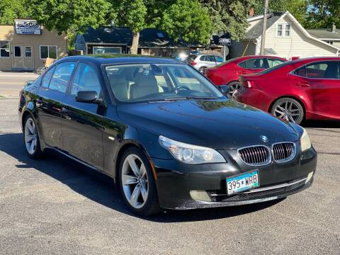 2008 BMW 5 Series for sale at Tonka Auto & Truck in Mound MN