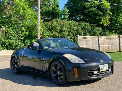 2006 Nissan 350Z for sale at Tonka Auto & Truck in Mound MN
