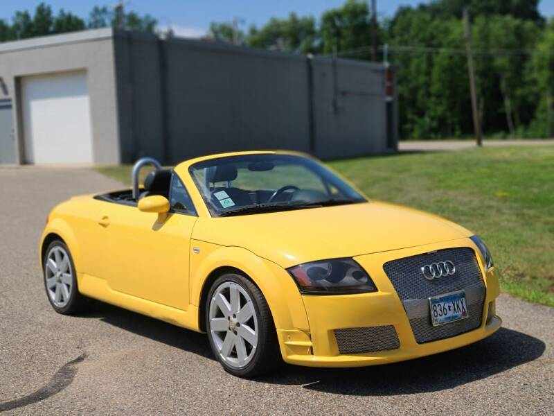 2005 Audi TT for sale at Tonka Auto & Truck in Mound MN