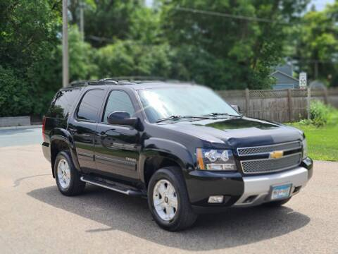 2012 Chevrolet Tahoe for sale at Tonka Auto & Truck in Mound MN