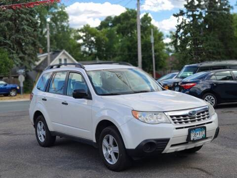 2012 Subaru Forester for sale at Tonka Auto & Truck in Mound MN