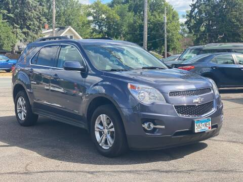 2014 Chevrolet Equinox for sale at Tonka Auto & Truck in Mound MN