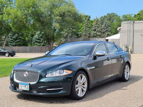 2014 Jaguar XJL for sale at Tonka Auto & Truck in Mound MN