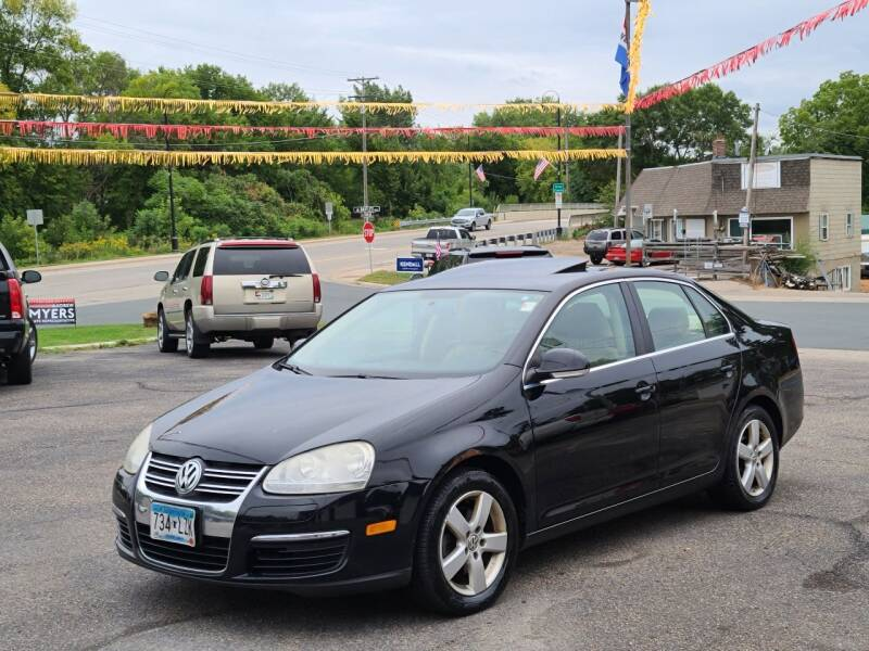 2009 Volkswagen Jetta for sale at Tonka Auto & Truck in Mound MN