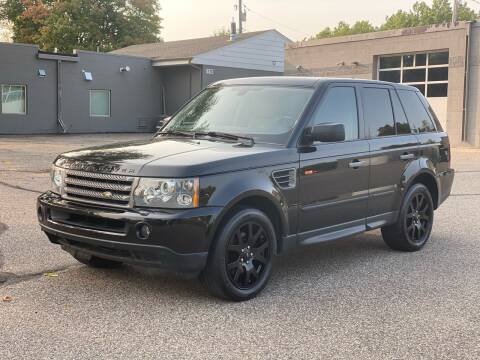2008 Land Rover Range Rover Sport for sale at Tonka Auto & Truck in Mound MN