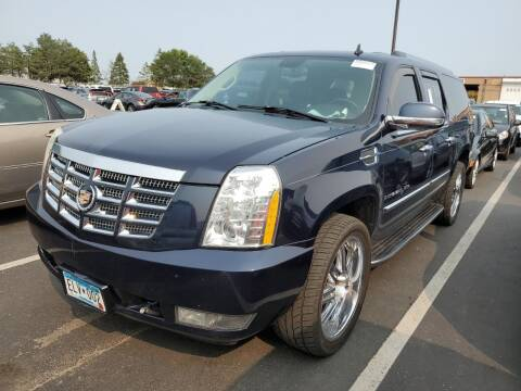 2007 Cadillac Escalade ESV for sale at Tonka Auto & Truck in Mound MN