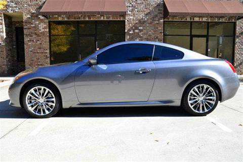 2013 Infiniti G37 Coupe for sale in Union City, GA