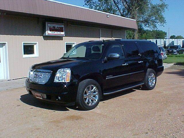 2011 GMC Yukon XL for sale at Palmer Welcome Auto in New Prague MN