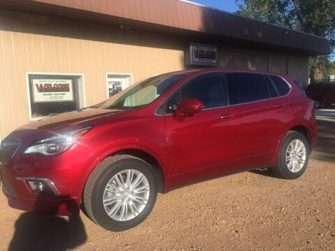 2017 Buick Envision for sale at Palmer Welcome Auto in New Prague MN