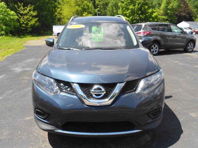 2016 Nissan Rogue AWD S 4dr Crossover - Cresco PA