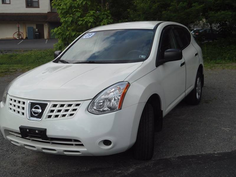 2009 Nissan Rogue AWD S Crossover 4dr - Cresco PA