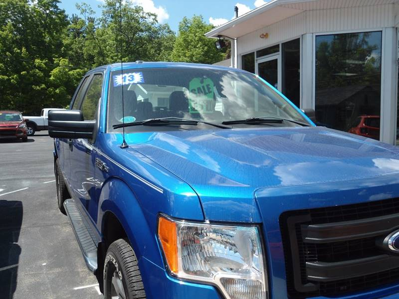 2013 Ford F-150 4x4 STX 4dr SuperCab Styleside 6.5 ft. SB - Cresco PA