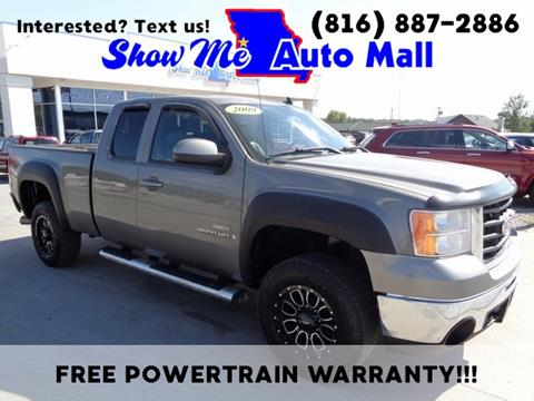 2009 GMC Sierra 2500HD for sale in Harrisonville, MO