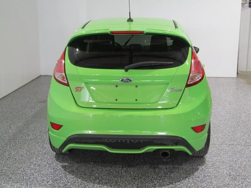 2015 Ford Fiesta St 4dr Hatchback In Harrisonville Mo Show Me Auto