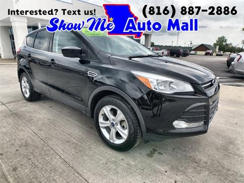 Show Me Auto Mall >> Ford Used Cars Pickup Trucks For Sale Harrisonville Show Me