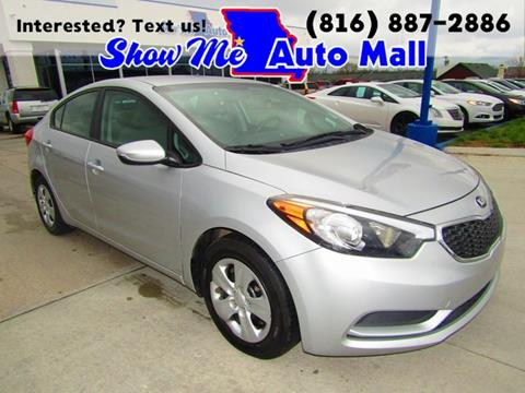 2016 Kia Forte for sale in Harrisonville, MO