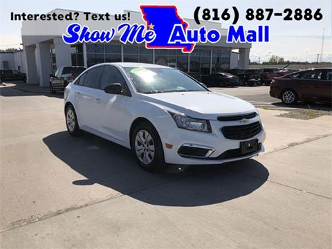 2016 Chevrolet Cruze Limited for sale in Harrisonville, MO