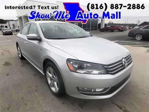 2015 Volkswagen Passat for sale in Harrisonville, MO