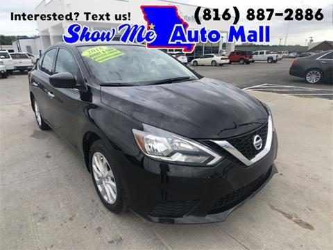 2018 Nissan Sentra for sale in Harrisonville, MO
