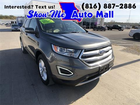 Show Me Auto Mall >> Ford Edge For Sale In Harrisonville Mo Show Me Auto Mall