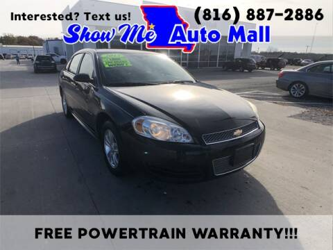 Show Me Auto Mall >> Chevrolet Impala For Sale In Harrisonville Mo Show Me