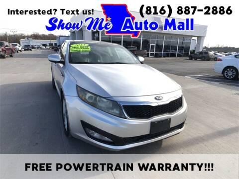 Show Me Auto Mall >> Kia Optima For Sale In Harrisonville Mo Show Me Auto Mall