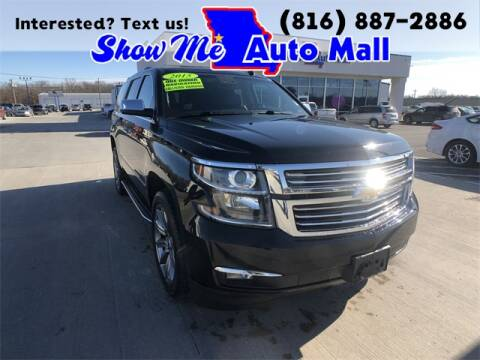Show Me Auto Mall >> Chevrolet Tahoe For Sale In Harrisonville Mo Show Me Auto