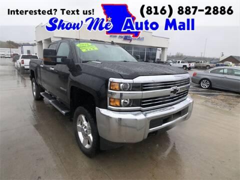 Show Me Auto Mall >> Chevrolet Silverado 2500hd For Sale In Harrisonville Mo