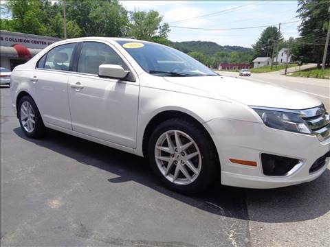 2012 Ford Fusion for sale in Livingston, TN