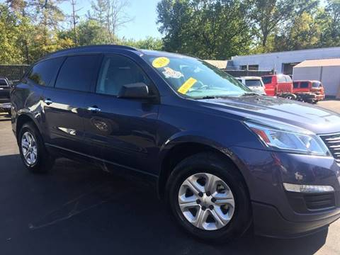 2014 Chevrolet Traverse for sale in Livingston TN