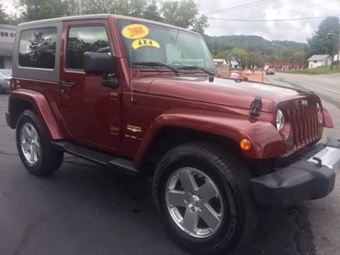 2008 Jeep Wrangler for sale in Livingston, TN