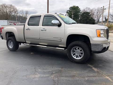 2008 GMC Sierra 2500HD for sale in Livingston, TN