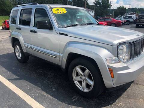 2011 Jeep Liberty for sale in Livingston, TN