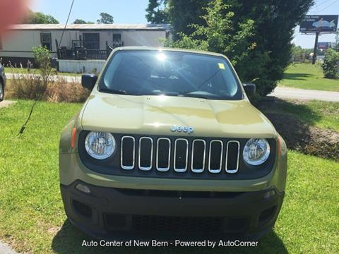 2015 Jeep Renegade for sale in New Bern NC