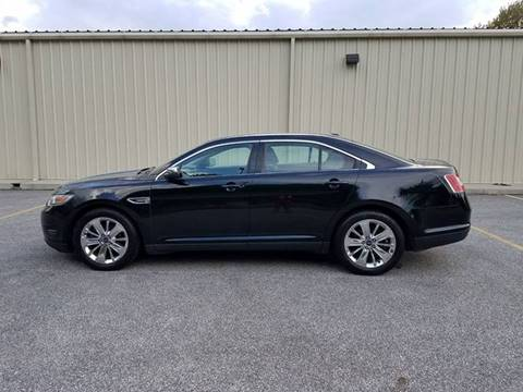2012 Ford Taurus for sale at RBT Automotive LLC in Perry OH