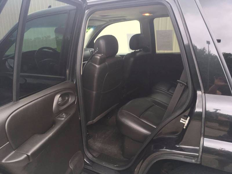 2008 Chevrolet TrailBlazer for sale at RBT Automotive LLC in Perry OH