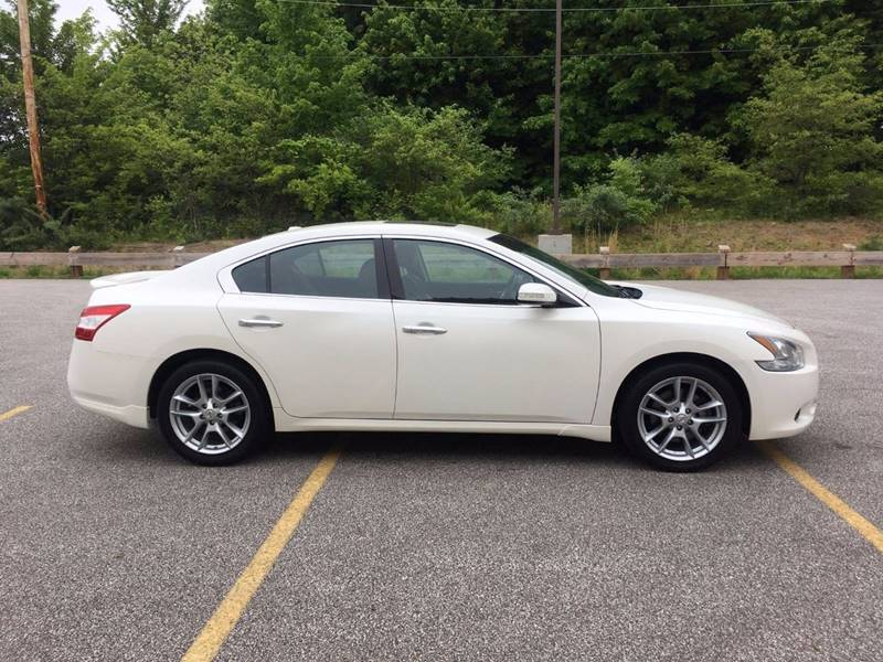 2010 Nissan Maxima for sale at RBT Automotive LLC in Perry OH