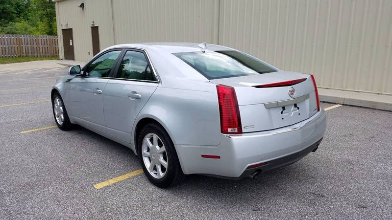 2009 Cadillac CTS for sale at RBT Automotive LLC in Perry OH