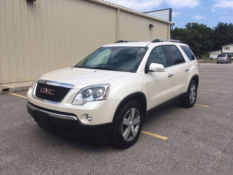 2011 GMC Acadia for sale at RBT Automotive LLC in Perry OH